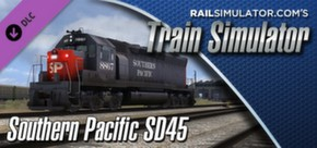 Southern Pacific SD45 Add-On