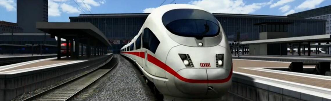 Train Simulator 2013 – Railworks 4 – Ein brillantes Eisenbahnerlebnis