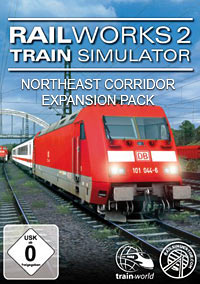 Northeast Corridor Erweiterungspack für den Railworks Train Simulator 2013