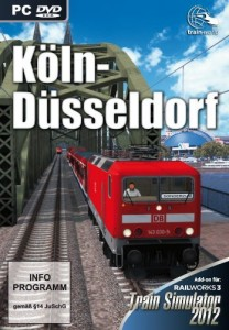 Train Simulator 2012 Standalone Add-On - Köln-Düsseldorf