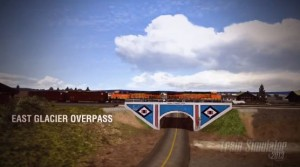 Maria Pass Add-On - Train Simulator 2013