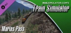Erweiterung für den Train Simulator 2013 - Maria Pass