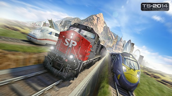 Railworks 5 - Train Simulator 2014