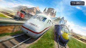 Paul Jackson zum Train Simulator 2014